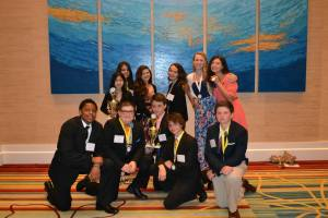 Eustis Middle FBLA Winners